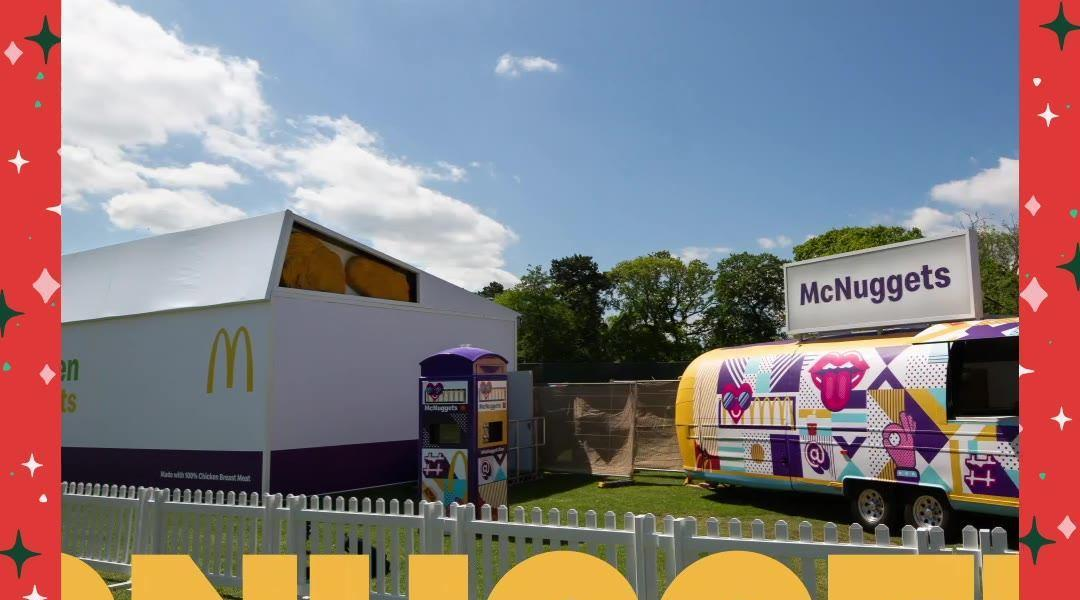 This year McDonald's are joining us at Y Not and it's going to be EPIC! You can ...