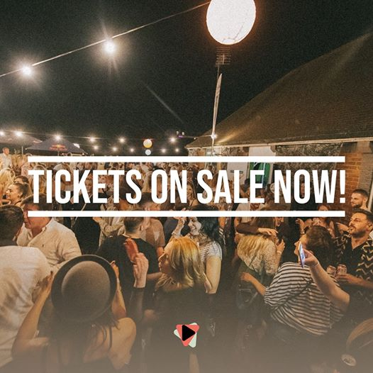 Canterbury Secret Rooftop Party tickets are on sale now!...