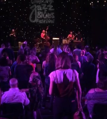 Bomba Titinka live from Teviot Row House. If you've missed them, you can catch t...