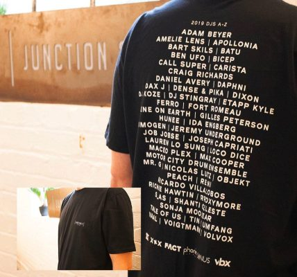 We've just released a selection of Junction 2 2019 merchandise online....