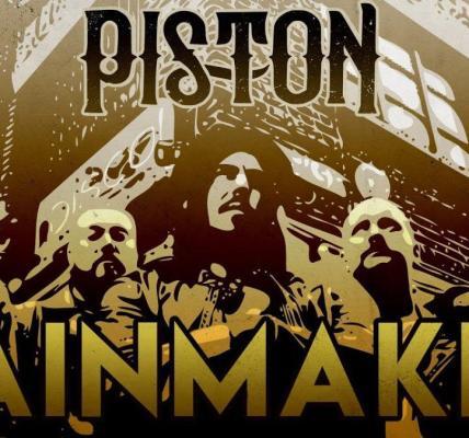 PISTON - RAINMAKER - (Official Music Video 2019)