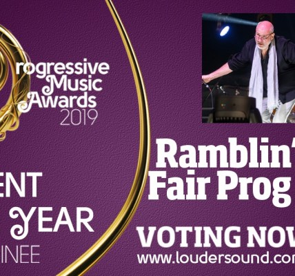 There is still time to vote for us for 'Event Of The Year' in the annual Progres...