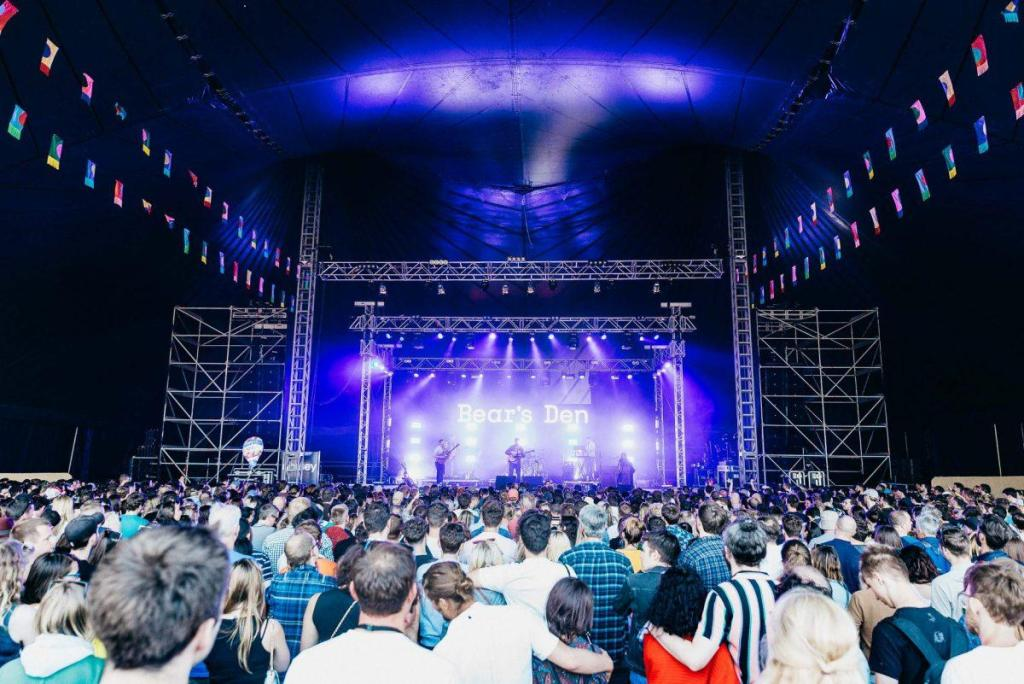 We're still getting over Bear's Den's mesmerising set at #Citadel19  In case you...