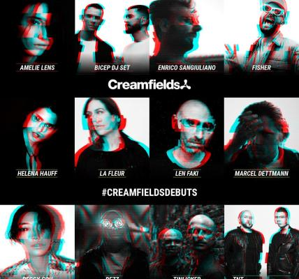 Who's excited to see our Creamfields Debut artists for this year!...