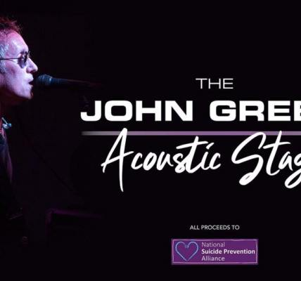We would like you to come a sing 'A Song for John' at this years FOTF in memory ...