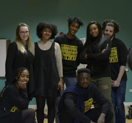 Legally Black are advocates of social justice from South West London who have co...