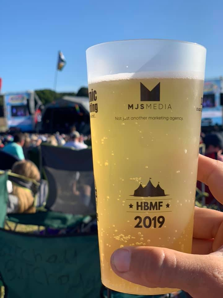 Reusable Cups and Summer Festivals....