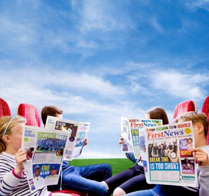 Kick your  back into action ready for back to school with 3 free issues of First...