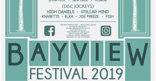 Bayview Festival 2019 - The Spanish Barn