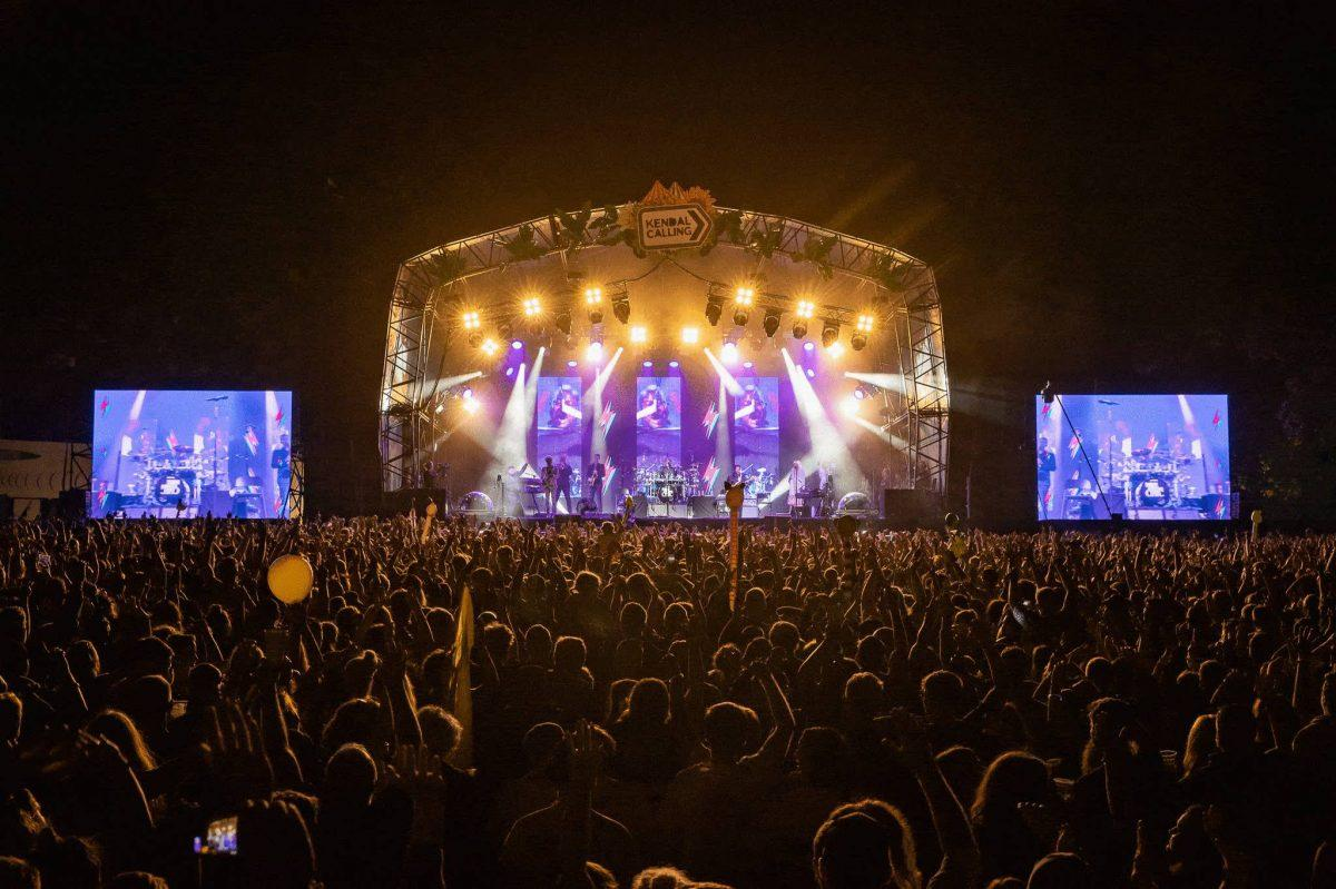Nile Rodgers & Chic brought the good times to our Main Stage with one of the...