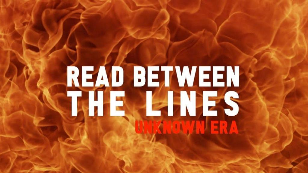 Unknown Era - Read Between The Lines (Official Video)