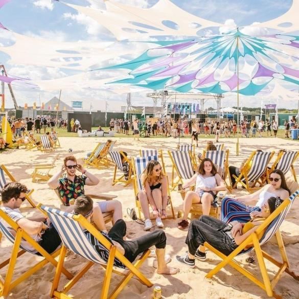Fancy going VIP this year for that luxury FSTVL experience? You'll get access to...