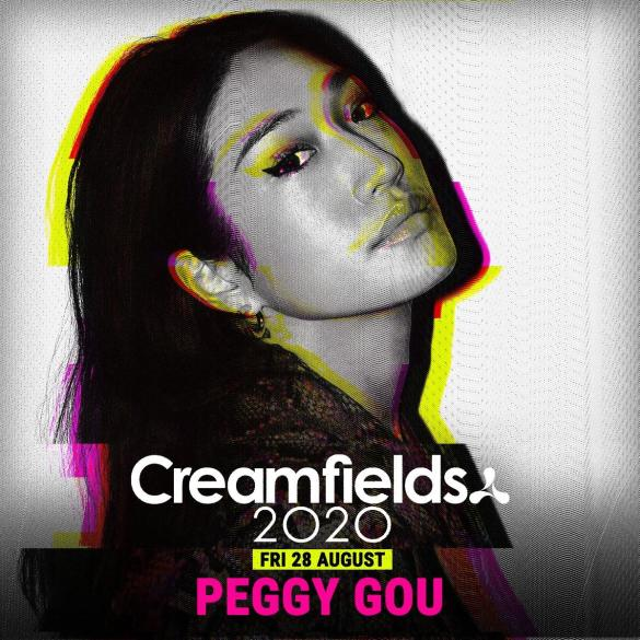 Just Announced! Peggy Gou returns to #Creamfields2020 Friday 28th August!...