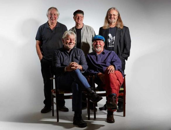 Fairport Convention to return to Lincoln Drill Hall in 2020