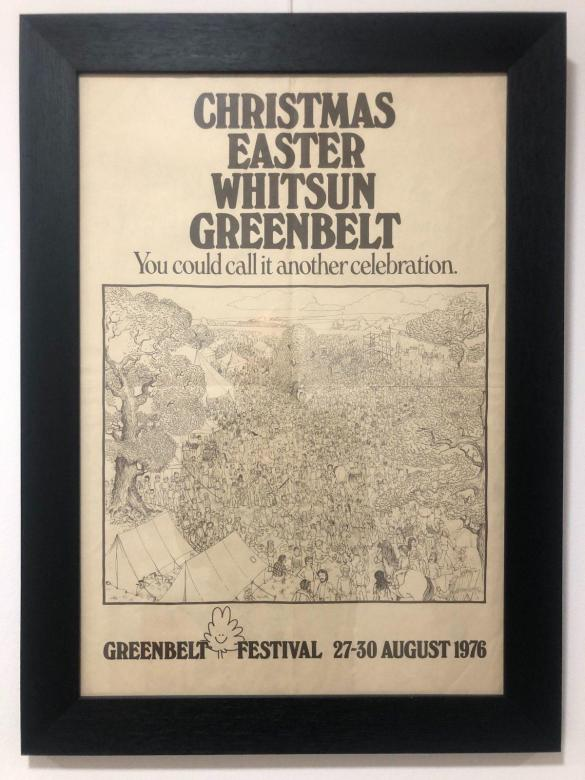 We've come a long way since this memorable edition of Greenbelt, and the world h...