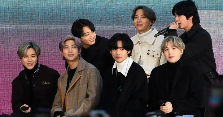 NME Festival blog: BTS top UK album chart for second time with 'Map of the Soul: 7'