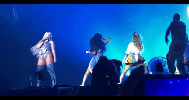 FESTIVAL HIGHLIGHTS: Little Mix-Bounce Back(Live-Brasil-Festival)