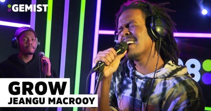 FESTIVAL HIGHLIGHTS: Jeangu Macrooy – Grow   Live bij 538