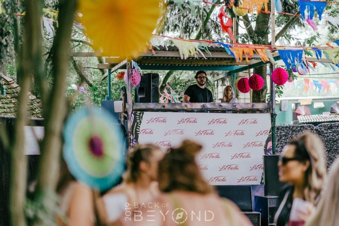 Dancing through the trees at #BackofBeyond!...