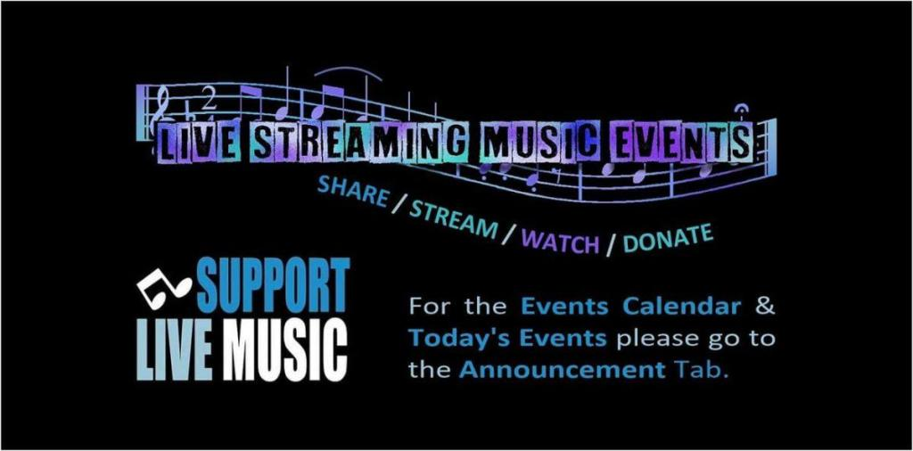 Live Streaming Music Events