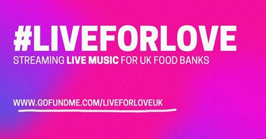 Live For Love: Friday Free-For-All