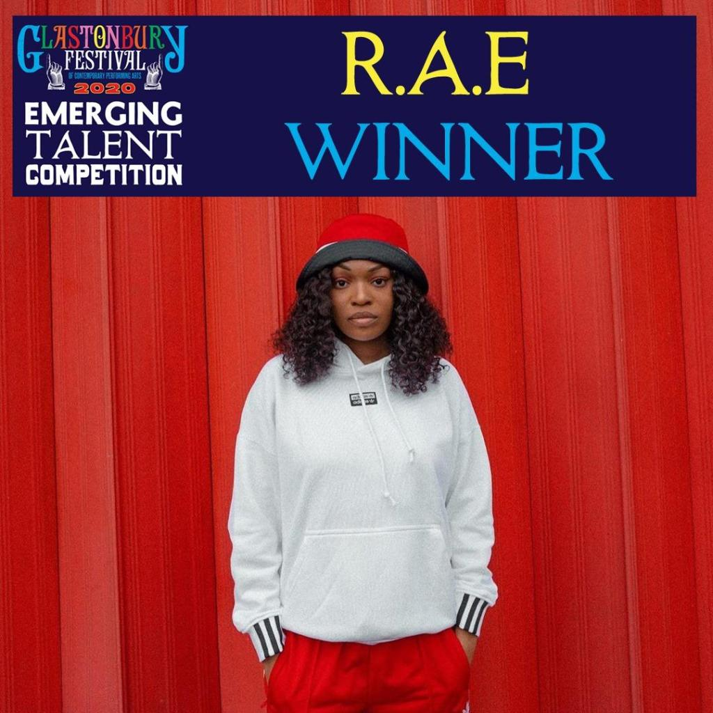 And the WINNER of our 2020 EMERGING TALENT COMPETITION is…...