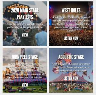 It's wonderful to see that so many of you are planning to celebrate #Glastonbury...