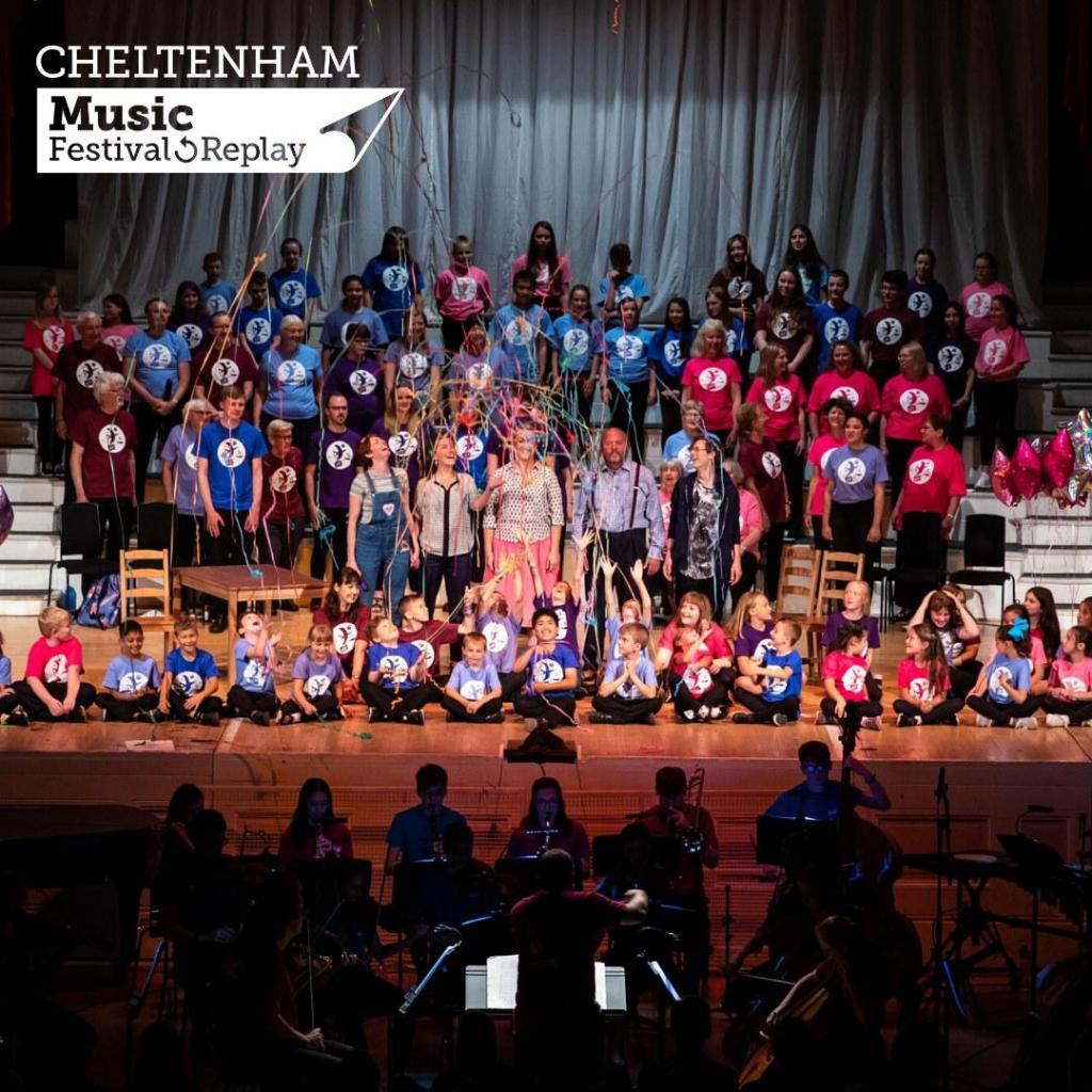 #Cheltmusicfest Replay...
