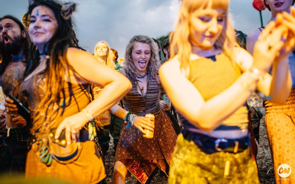 We are counting down the days until we are back in the field dancing it out with...