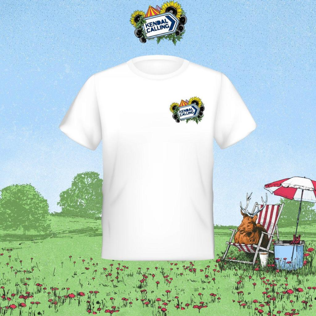 Last chance to order your limited edition Kendal Calling 2020 tees and posters! ...