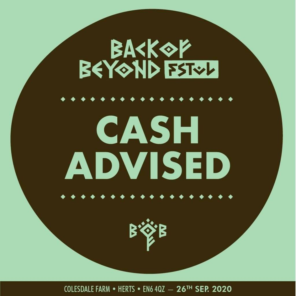 Please bring cash with you next week!...