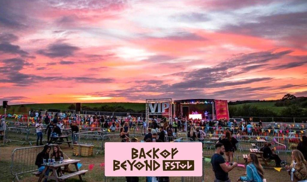 Sunset vibes at #BackofBeyond...