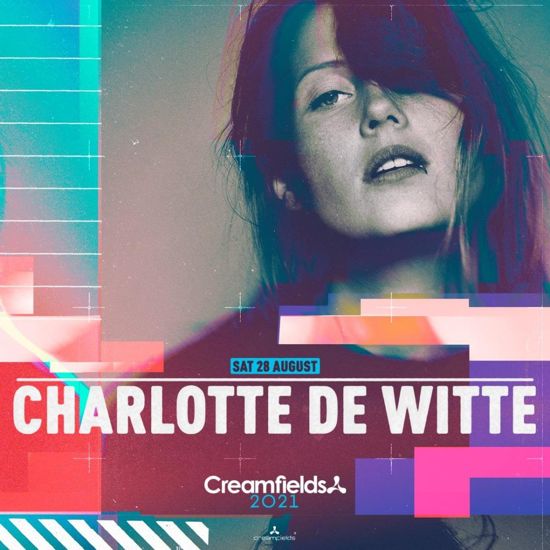 We're excited to announce Charlotte de Witte will be joining us in 2021 for her ...