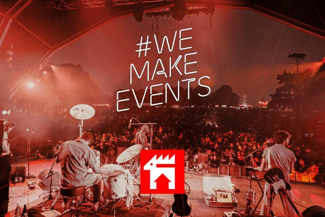Without support, the entire live music and events supply chain will collapse thi...
