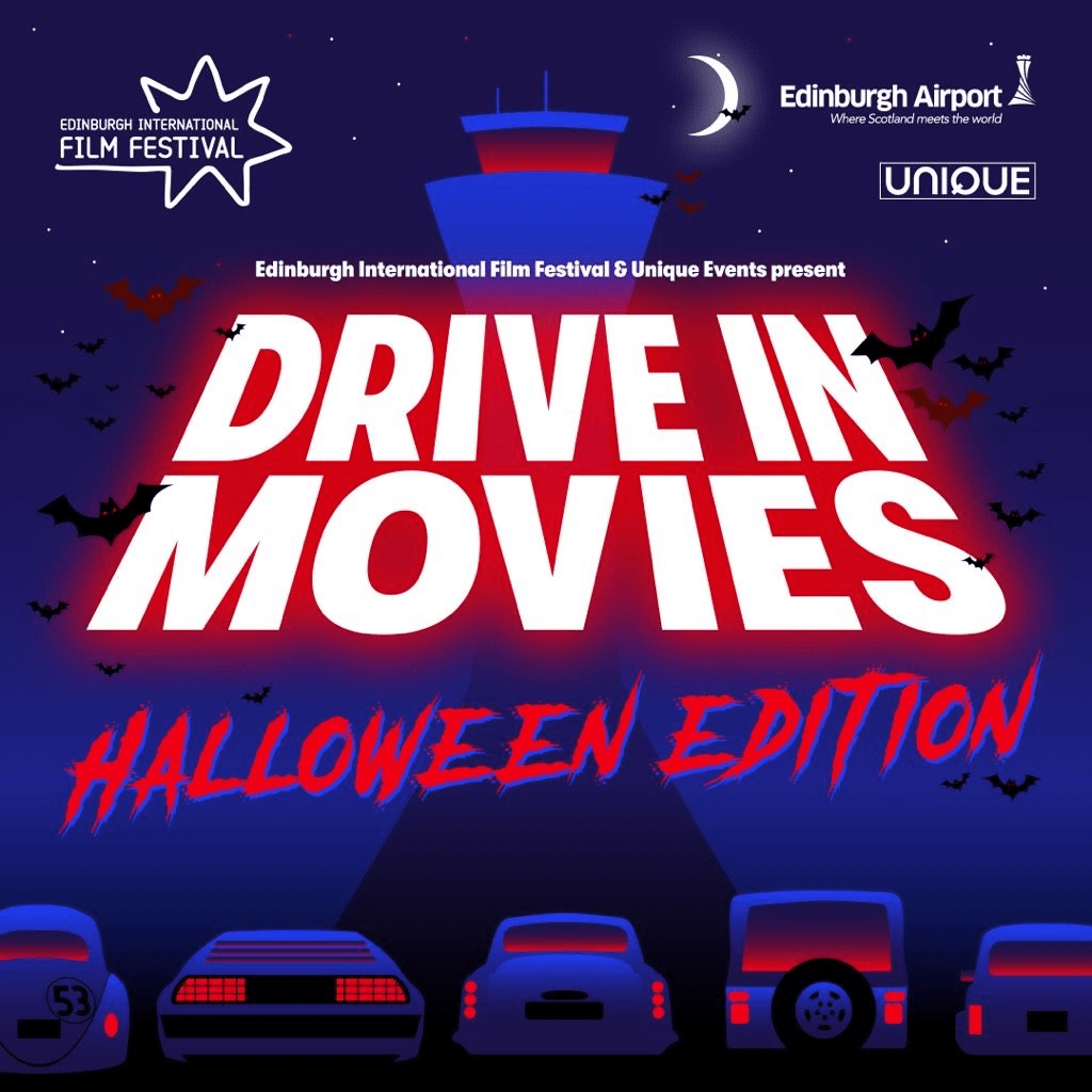 Check out the Drive In films our friends at Edinburgh International Film Festiva...