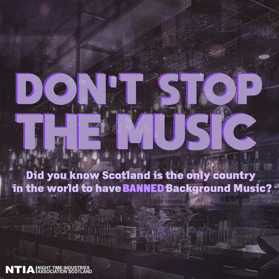 #DontStopTheMusic...