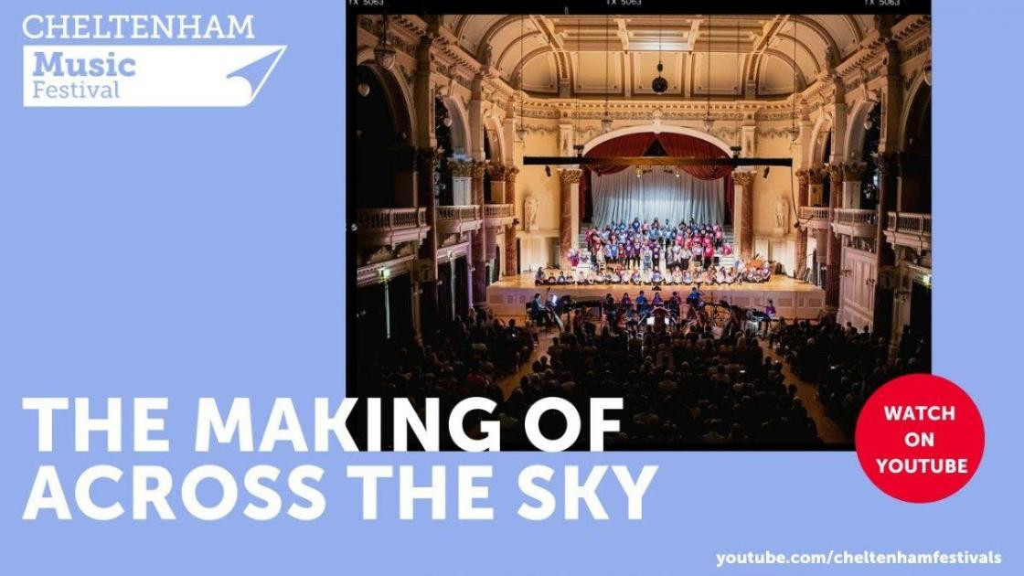 The Making of Across The Sky Community Opera