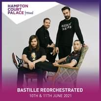**FINAL CALL FOR BASTILLE REORCHESTRATED** We can't wait to welcome Bastille nex...