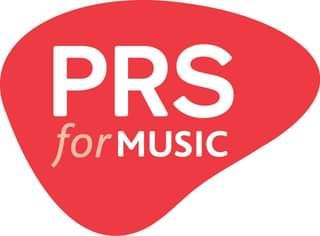 """Image may contain: text that says """"PRS for MUSIC"""""""