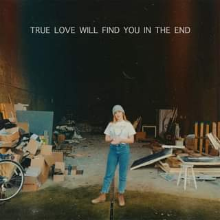 "May be an image of 1 person and text that says ""TRUE LOVE WILL FIND D YOU IN THE END"""