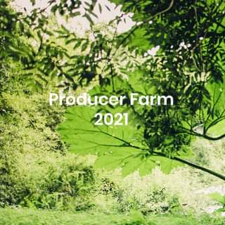 "May be an image of tree, outdoors and text that says ""Producer Farm 2021"""