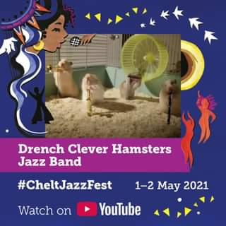 Sorry, we've just received the Clever Hamster Jazz Band's rider and we can't mee...
