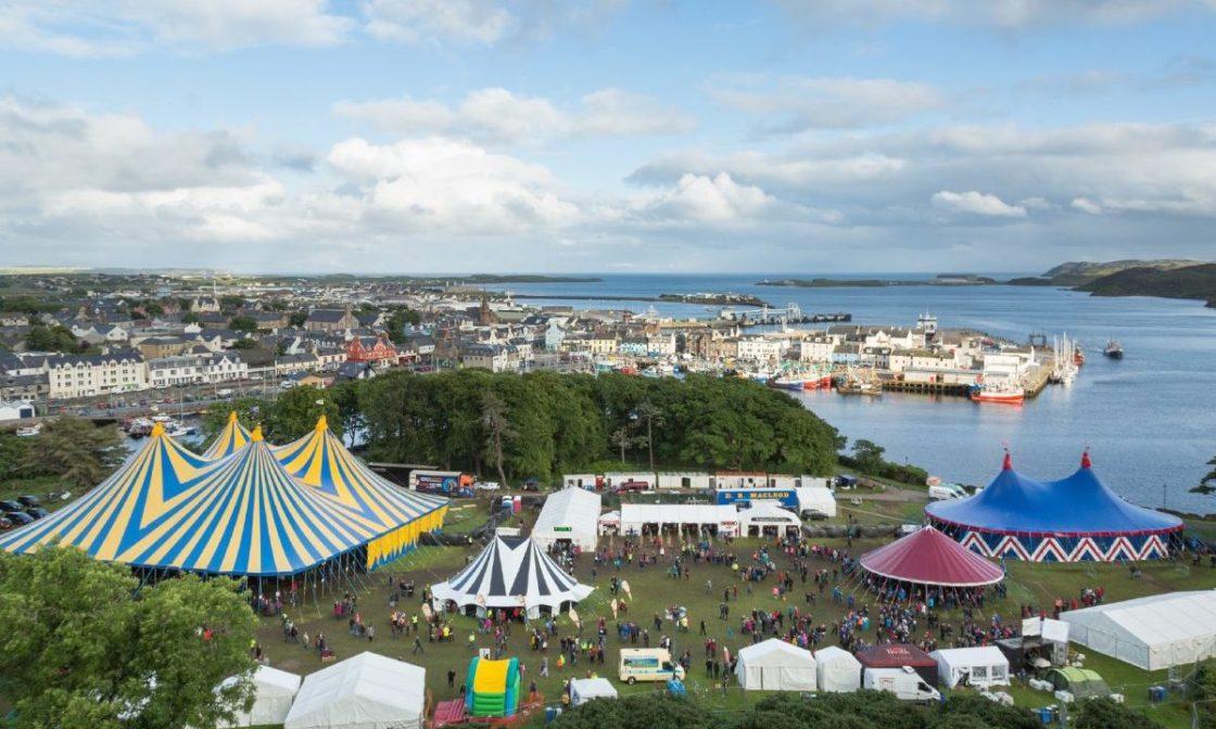 Missing live music festivals? HebCelt's 'hybrid' event is a step forward