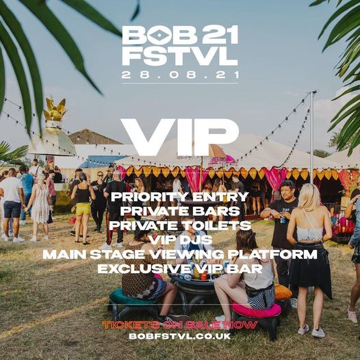 A quick heads up that our VIP tickets are now running low… We're pulling out all...