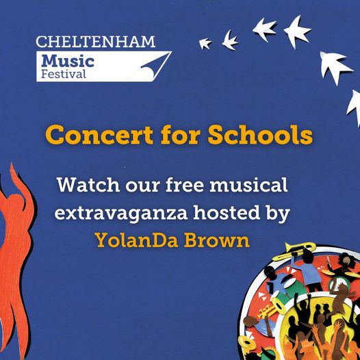 Get a front row seat to our online music-filled extravaganza, Concert For School...