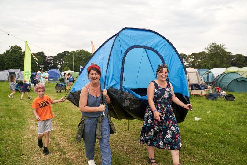 Two weeks to go! Just a fortnight left until we're all back in Baldersby Park en...
