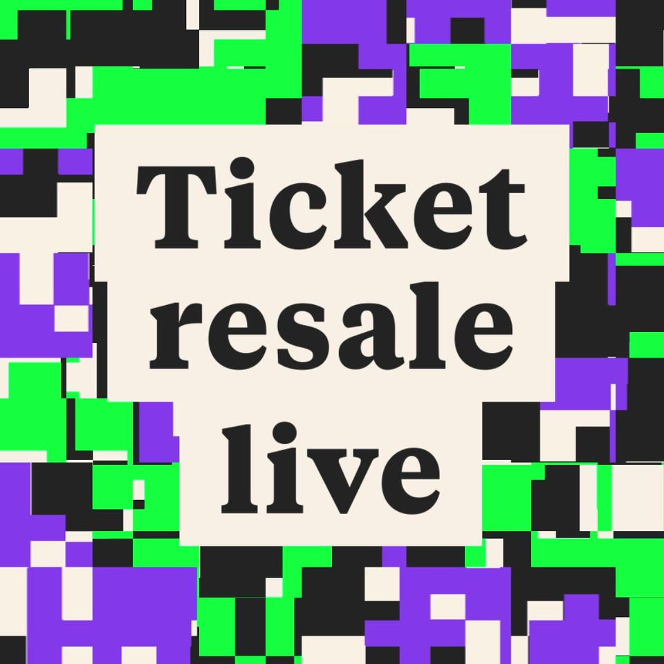 Resale tickets for Field Day 2021 are now available to all those on our waiting ...