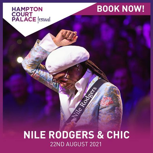 Enjoy disco legend @nilerodgers at the Palace this August. Performing his iconic...