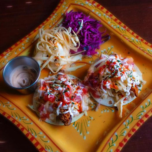 We can't wait to welcome Laurences Taco Van to the East Front. Buttermilk chicke...