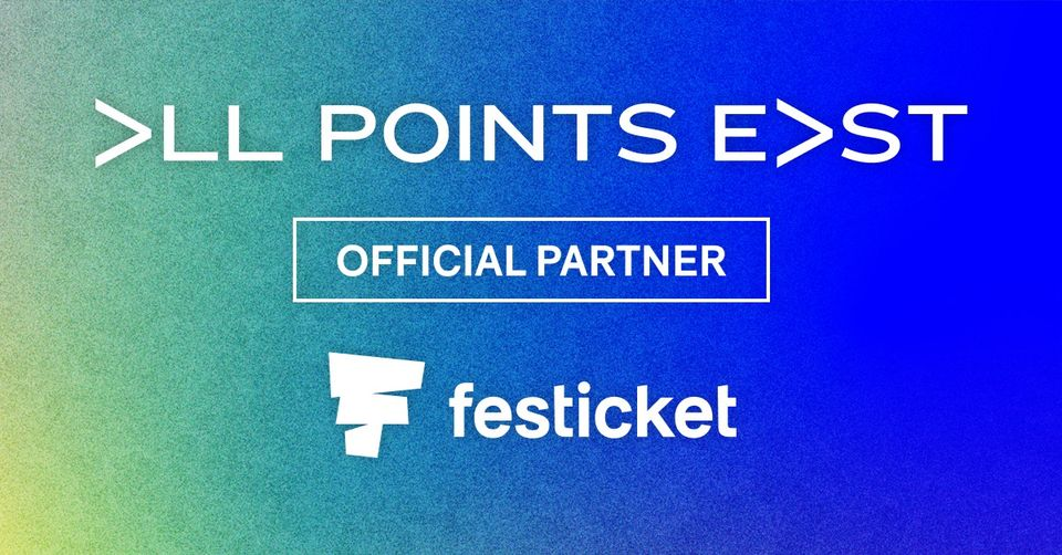 This year we're partnering with Festicket, the world's largest platform for discovering and booking ...